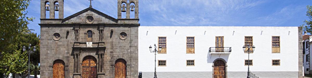 Santuario Santisimo Cristo de Tacoronte